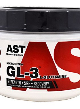 AST Sports Science L-Glutamine GL3