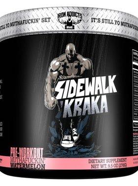 Iron Addicts Brand Sidewalk Kraka