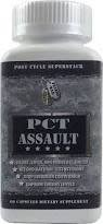 War Pharma PCT Assault, 60 Capsules