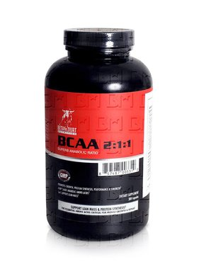 Betancourt Nutrition BCAA 2:1:1, 300 Capsules