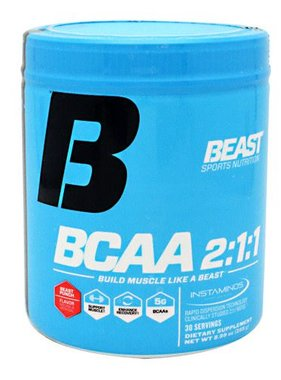 Beast Sports Nutrition BCAA 2:1:1