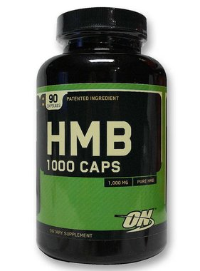 Optimum Nutrition HMB 1000 mg, 90 Capsules