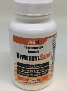 Renutrition Dymethyl Slim 90 Capsules