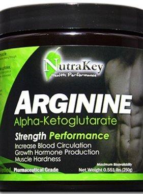 NutraKey Arginine, 1000grams