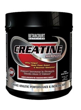 Betancourt Nutrition Creatine Micronized, 105 Servings, 525 gms