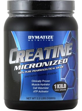 Dymatize Nutrition Creatine Powder, 1000 gms, 200 Servings