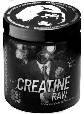 Black Market Labs Creatine Raw, 60 Servings, 300 gms