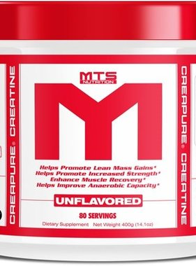 MTS Creatine, Unflavored, 80 servings
