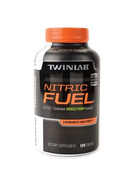 TwinLab Nitric Fuel, 180 Tablets