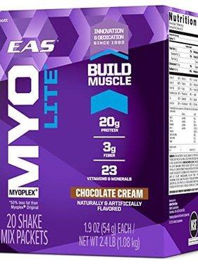 EAS Myoplex Lite , Chocolate Cream, 20 packs/box