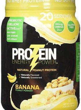 Protein Plus Protein Energy Power