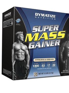 Dymatize Nutrition Super Mass Gainer