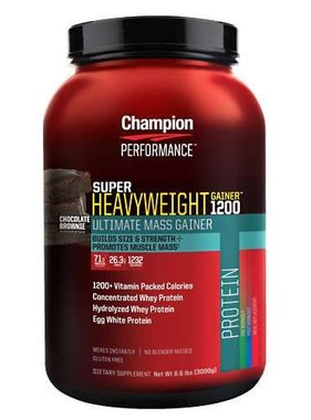 Champion Nutrition Super Heavyweight Gainer 1200