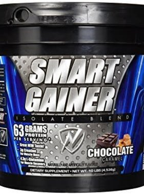 New Whey Nutrition Smart Gainer