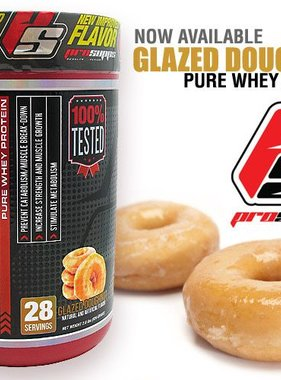 Pro Supps PS Isolate, Glazed Doughnut, 2lb