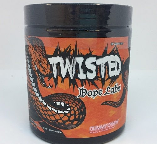 Interval Nutrition Twisted, Gummy Candy, 30 servings