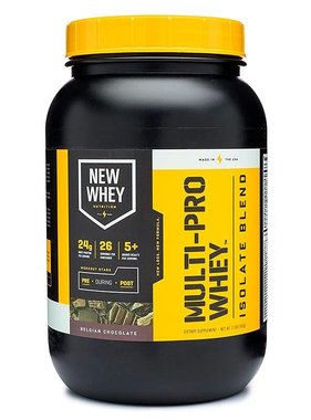 New Whey Nutrition Multi-Pro Whey Isolate