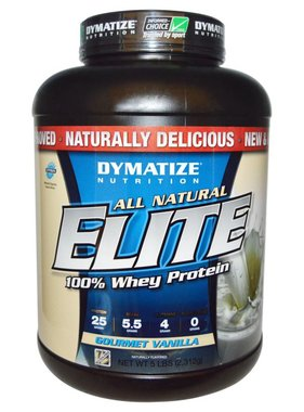 Dymatize Nutrition Elite Natural Whey