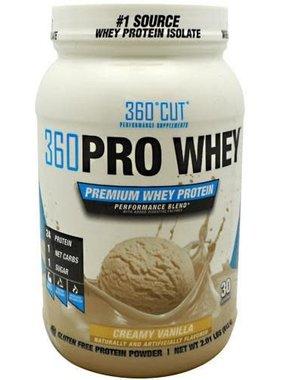 360Cut 360 Pro Whey