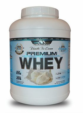 MMI Nutrition Premium Whey Elite Series