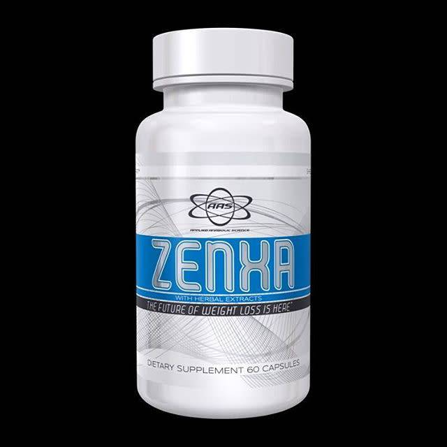 Applied Anabolic Science Zenxa, 60 Capsules