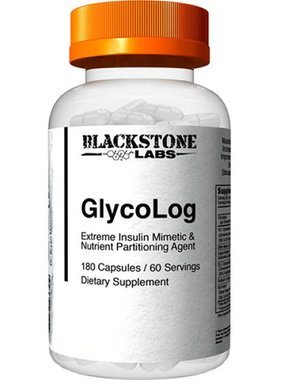 Blackstone Labs Glycolog, 180 capsules