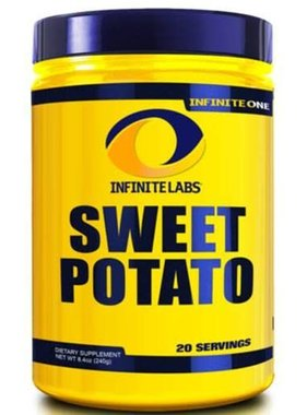 Infinite Labs Sweet Potato Powder, Unflavored, 20 servings