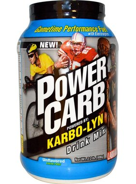 Labrada Power Carb, Unflavored, 45 Servings