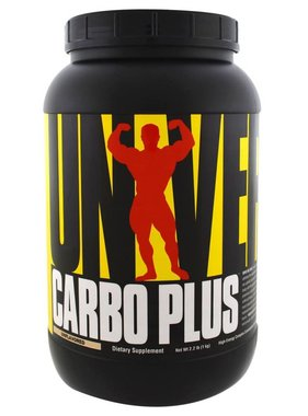Universal Nutrition Carbo Plus , Natural, 55 Servings