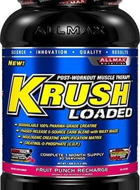 AllMax Nutrition Krush Loaded