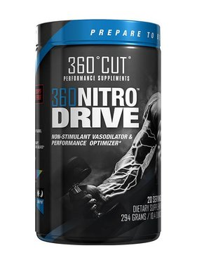 360Cut 360NitroDrive