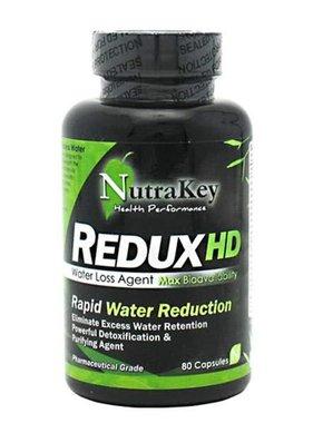 NutraKey Redux HD, 80 Capsules