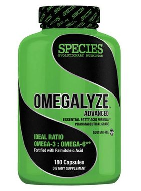 Species Nutrition Omegalyze Advanced, 180 capsules
