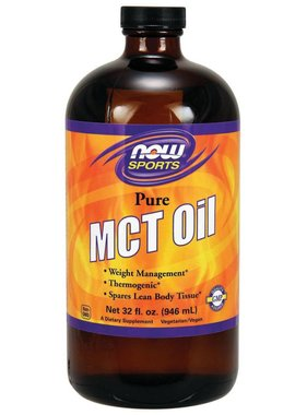 NOW Foods MCT Oil, 32 fl. oz.