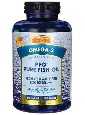 Health from the Sun PFO (Pure Fish Oil)