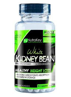 NutraKey White Kidney Bean, 90 Capsules