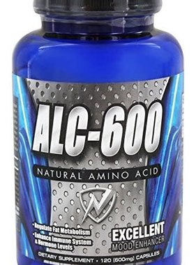 New Whey Nutrition ALC-600, 120 capsules