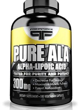 Primaforce Pure ALA, 180 capsules