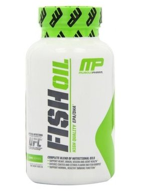 MusclePharm Fish Oil, 90 soft gels