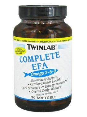 TwinLab Complete EFA, 90 softgels