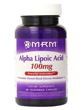 MRM Alpha Lipoic Acid 100 mg., 60 Capsules