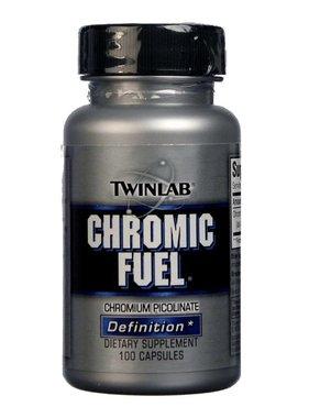TwinLab Chromic Fuel, 100 Capsules