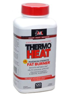 Advanced Molecular Labs Thermoheat Fat Burner, 120 Capsules