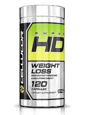Cellucor Super HD, 120 Capsules