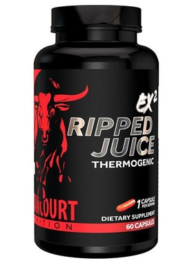 Betancourt Nutrition Ripped Juice EX-2, 60 Capsules