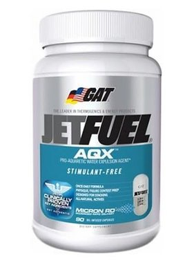 German American Technologies Jet Fuel- AQX, 90 Capsules