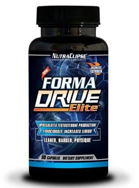 NutraClipse Formadrive Elite, 90 Capsules