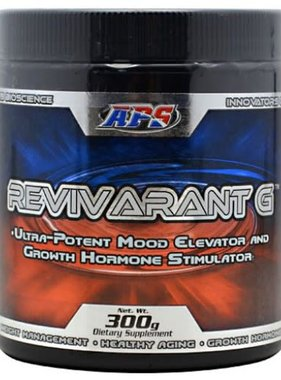 APS Revivarant G , Fruit Punch, 20 Servings