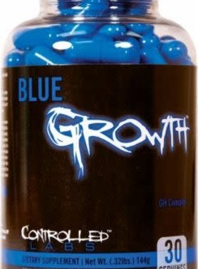 Controlled Labs Blue Growth, 150 Capsules