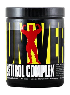 Universal Nutrition Natural Sterol Complex, 180 Capsules